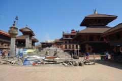 Durbar Square, Bhaktapur.