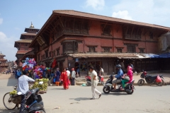 Sundari Chowk, Durbar Square, Patan.