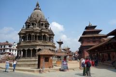 Krishna-templet, Durbar Square, Patan.
