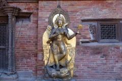 Mul Chowk, Durbar Square, Patan.