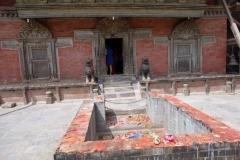 Bhimsen temple, Durbar Square, Patan.