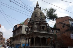 Tempel i centrala Patan.