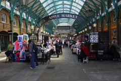 Covent Garden Market, Covent Garden.