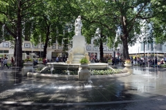Leicester Square, West End.