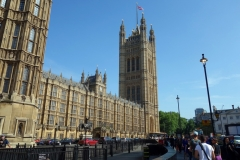 Palace of Westminster, Westminster.