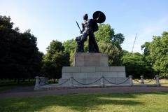 Achilles Statue, Hyde Park.