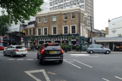 The Prince Albert Pub, Pembridge Road.