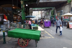 Borough Market, South Bank.