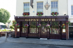 The Gipsy Moth gastropub, Greenwich.