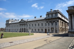 Royal Naval College, Greenwich.