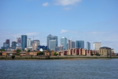 Isle of Dogs , Greenwich.