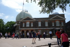 Royal Observatory, Greenwich Park.