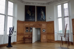 Octagon Room, Flamsteed House, Royal Observatory, Greenwich Park.