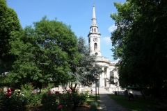 St Paul's Church, Deptford.