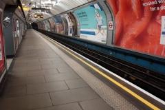 Pimlico station, Pimlico.