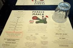 Pizzeria Franco Manca, Market Row, Brixton.