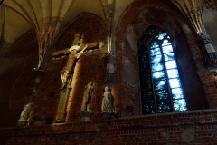 St Mary's Church, Ordensborgen Malbork.