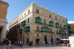 Palazzo Ferreria, Triq ir-Repubblika, Valletta.