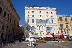 Castille Hotel, Valletta.