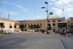 St George's Square, Valletta.