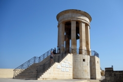 Siege Bell War Memorial, Valletta.