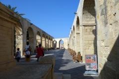 Upper Barrakka Gardens, Valletta.