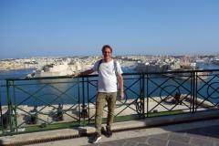 Stefan, Upper Barrakka Gardens, Valletta.