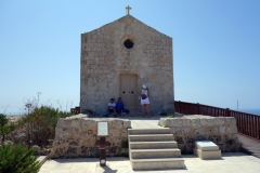 St. Mary Magdalene Chapel, Dingli Cliffs, Dingli.
