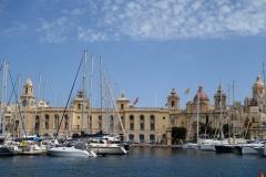 Malta Maritime Museum, Vittoriosa.