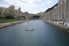 Den innersta delen av hamnen mellan Senglea och Vittoriosa.
