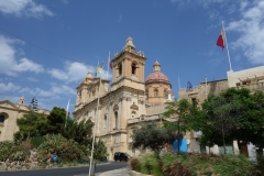 St. Lawrence's Church, Vittoriosa.