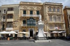 Victory Square, Vittoriosa.