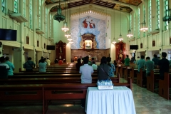 Archdiocesan Shrine of Nuestra Señora de Guia Parish, Ermita, Manila.