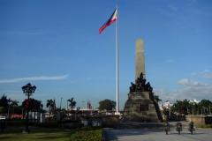 Rizal Monument, Rizal Park, Manila.