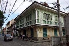Ett riktigt fint exempel på spansk kolonialarkitektur, Intramuros, Manila.