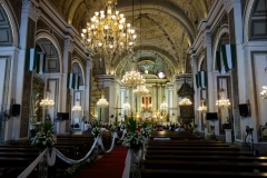 San Agustin Church, Intramuros, Manila.