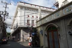 Spansk kolonialarkitektur, Intramuros, Manila.