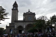 Manila Cathedral, Intramuros, Manila.