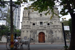Malate Catholic Church, Malate, Manila.