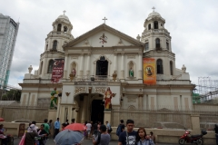 Quiapo Church (Minor Basilica of the Black Nazarene), Quiapo, Manila.