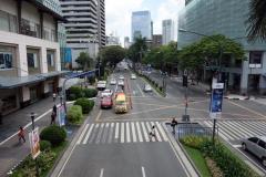 Gatuscen i Makati, Manila.