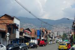Stadsdelen Sevilla, Medellín.