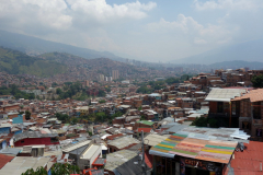 Comuna 13, Medellín.