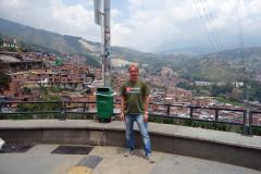 Stefan, Comuna 13, Medellín.