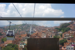 Station Juan XXIII, Medellín.