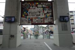 San Antonio station, Medellín.