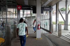 Oriente station, Medellín.