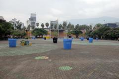 Parque San Antonio, Medellín.
