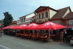 Old Taverna i Mtskheta. Dagens lunchrestaurang.