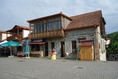 Hus i centrala Mtskheta.